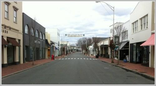 Main Street empty -  JP Vellotti