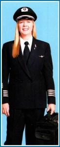 Captain Peggy Lehn.