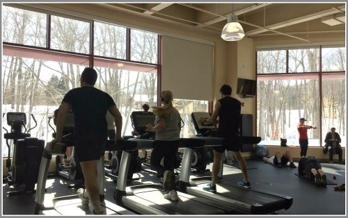 Y fitness center