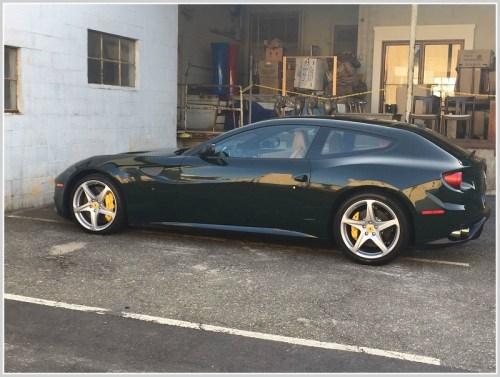 Ferrari hatchback - JP Vellotti