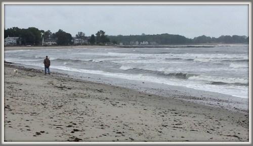 Compo Beach - Robert Eckman - October 1, 2015
