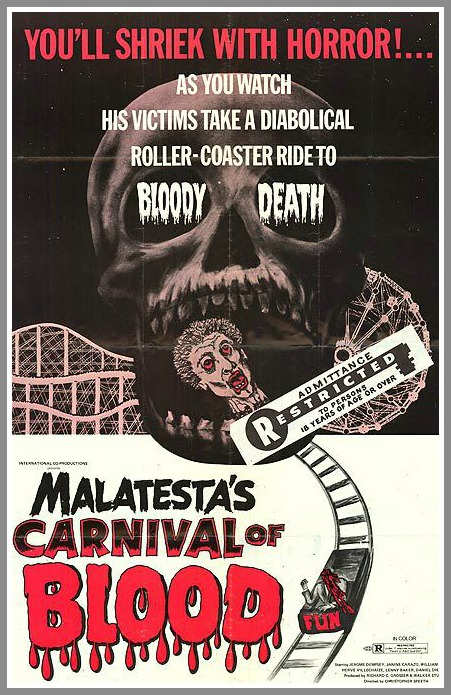 Malatestas Carnival of Blood