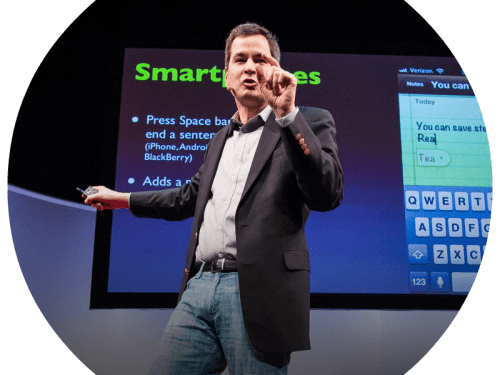 David Pogue passed along some favorite tips at a recent TED Talk.