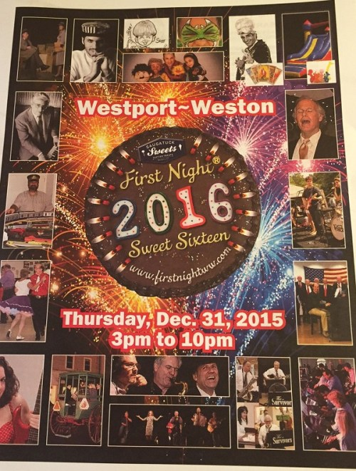 First Night 2016 - program guide