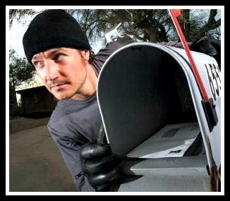 Mail thief