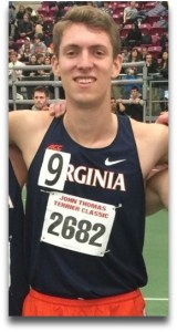 Henry Wynne, after yesterday's race.