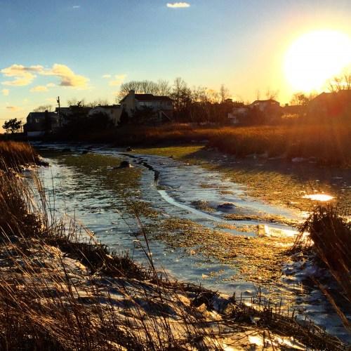 Saugatuck Island (Photo/Betsy P. Kahn)