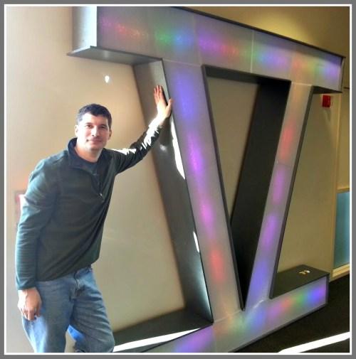 V at Westport Library