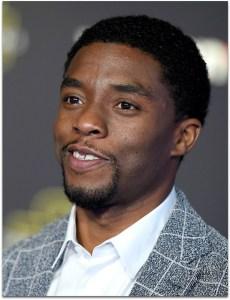 Cahdwick Boseman
