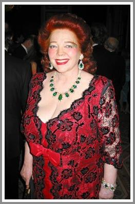 Baroness von Langendorff (Photo/New York Social Diary)