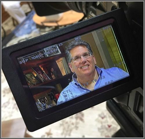 Brian Rutter, on camera.