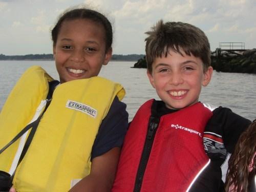 Fresh Air Fund - boating