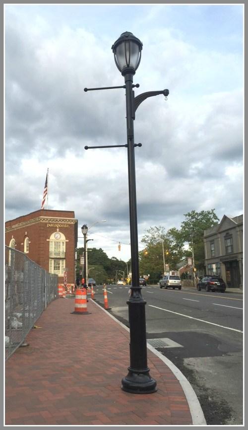 Bedford Square streetlights