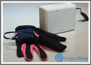 Project Vive's Vox Box.