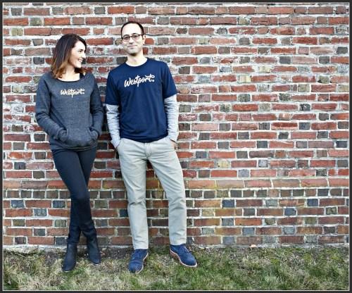 Ted and Stephanie Vergakis.