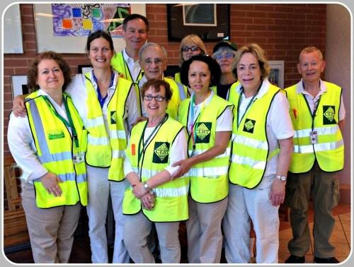 Part of the CERT crew that keeps Westport safe.