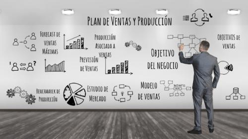 Plan de Ventas y Producción by Federico Marcone on Prezi Next