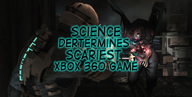 Scariest Xbox 360 Games Determined By Science (Nerdy News