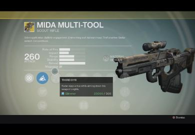 Destiny Weapons List Destiny News Exotic Reviews