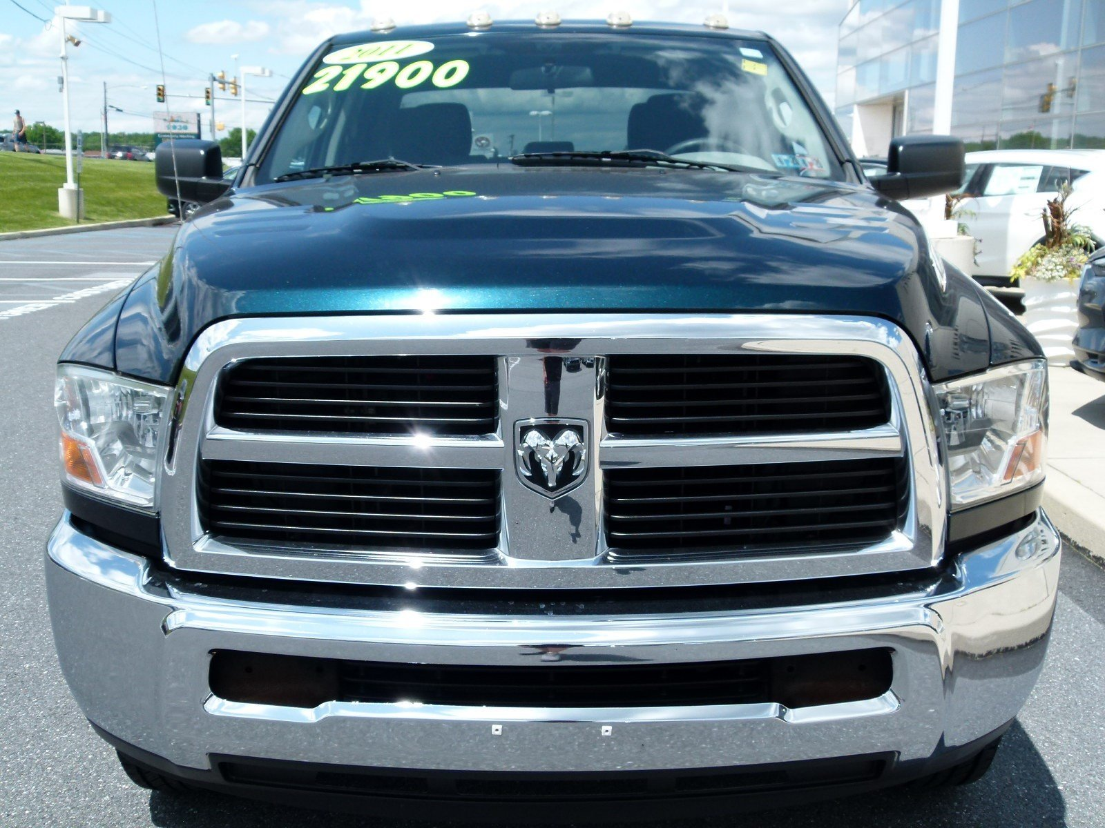 hight resolution of pre owned 2011 ram 2500 st