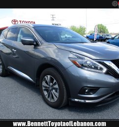 pre owned 2018 nissan murano sl [ 1600 x 1200 Pixel ]