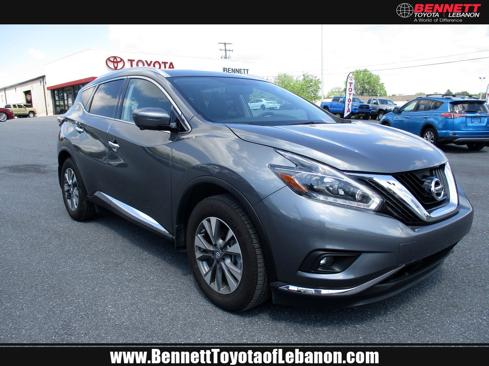 hight resolution of pre owned 2018 nissan murano sl