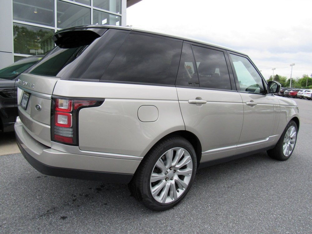 medium resolution of certified pre owned 2016 land rover range rover supercharged
