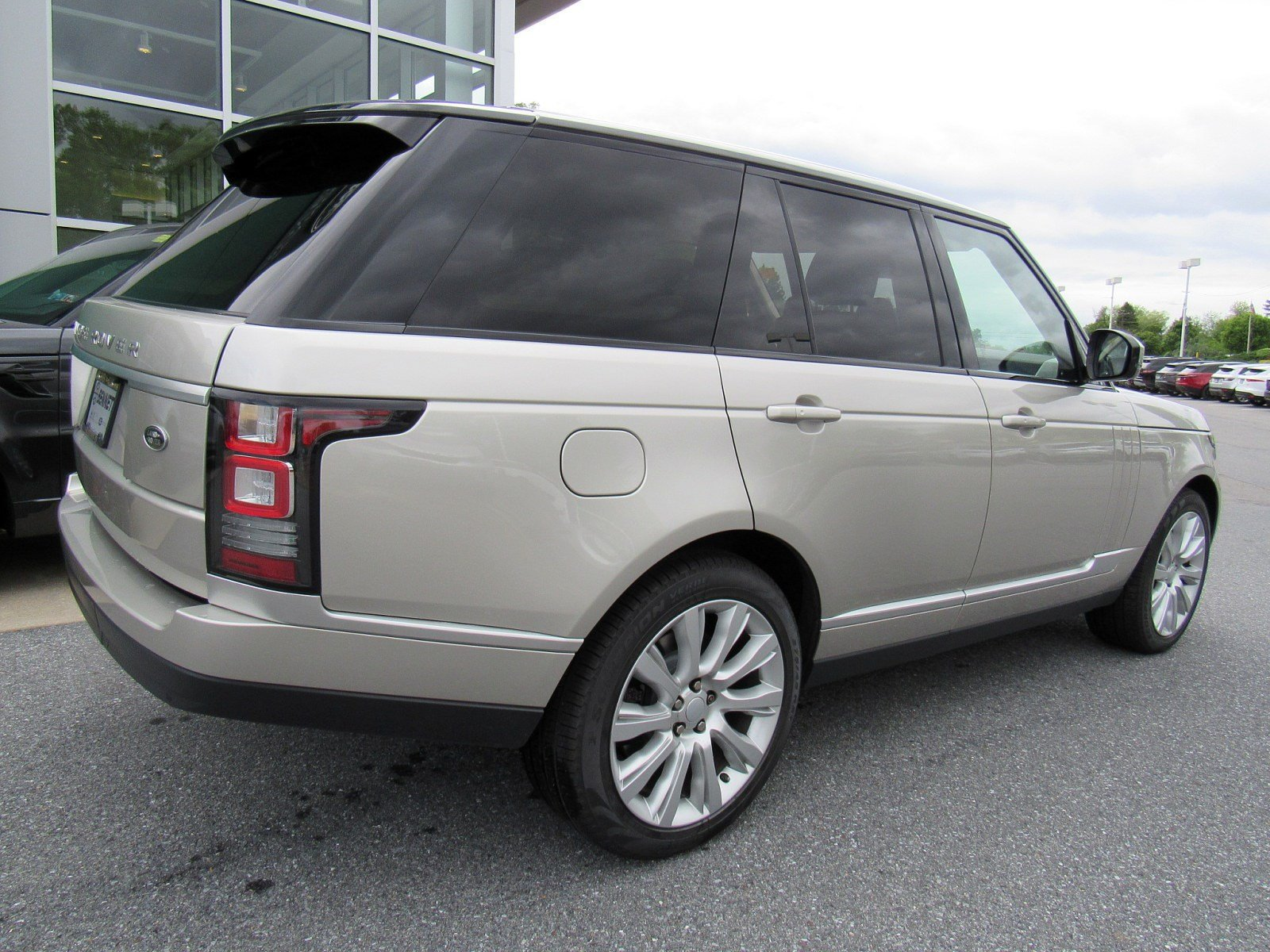 hight resolution of certified pre owned 2016 land rover range rover supercharged
