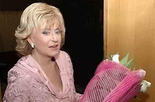 Dubovitskaya biografia vita personale  Dubovitskaya Regina