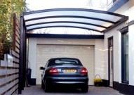 Desain Garasi Mobil Minimalis dan Modern
