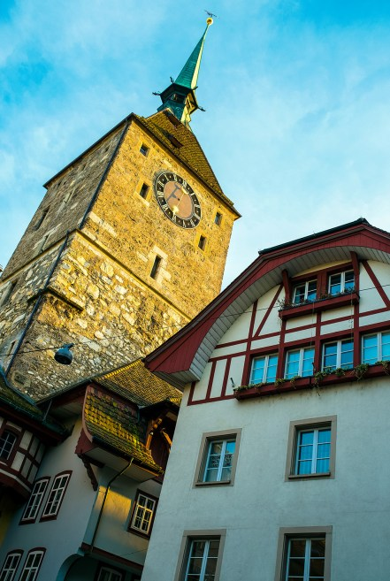 Aarau Stadtturm
