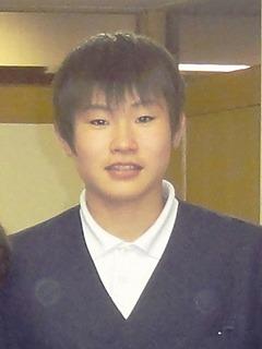 岡野健生選手