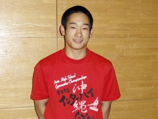 浜田雄基選手