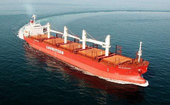 貨物船「ミラウ バルカー」