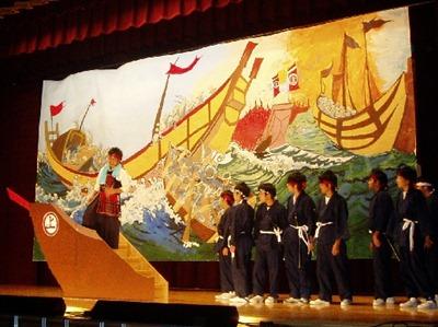 因島南中学校文化祭