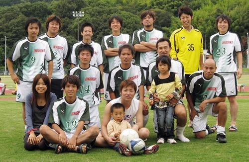 サッカー社会人チーム・因島クラブ