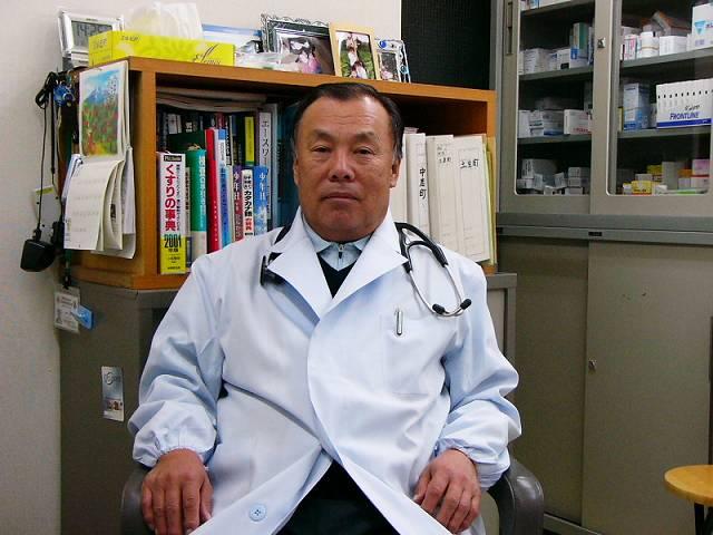 因島動物病院獣医・植木光政さん