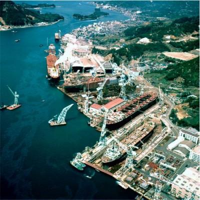 日立造船因島工場