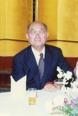岡野久二さん
