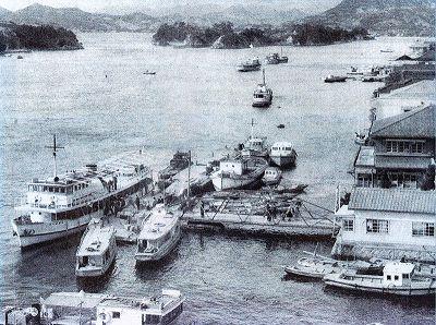 土生港長崎桟橋