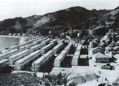三庄町の日立造船社宅