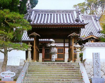 第十九番札所・薬師寺
