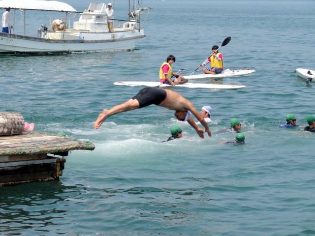 瀬戸田・しまなみ遠泳大会