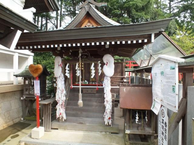 耳明神社(因島土生町大山神社)