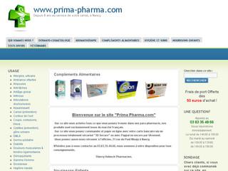Prima-Pharma, parapharmacie en ligne proche de vous
