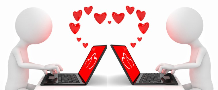 Les rencontres sur internet ça marche .. ou presque !