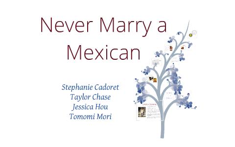 The Mexican Brides Trap