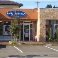 日向市のミラノ美容室。成人式やブライダルの髪飾りもしてくれますよ♪ 宮崎県北の方でヘアカットしてほしい方はおすすめです。