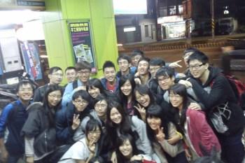 台灣大學藥學系餐敘