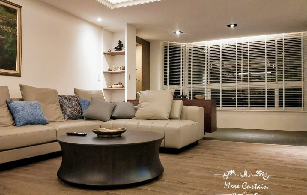 分享五種【窗簾功能】讓居家更多采多姿